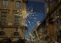 Yıldızlar yağardı sokaklara aşkınla - with your love, stars tallen down to the street - 125 x 190 -2011 - Paris