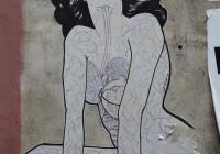 Soluğun Yerine Beni Al İçine- Inspire me as if your breath-180 x 105 cm - 2011- Paris
